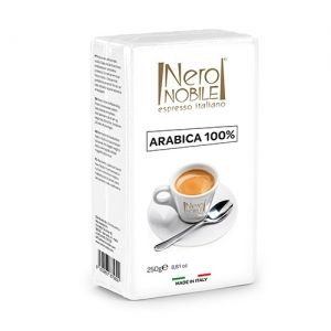 Nero NOBILE Arabica 0.250 кг.