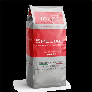 ToLeo caffé Speciale 1 кг.